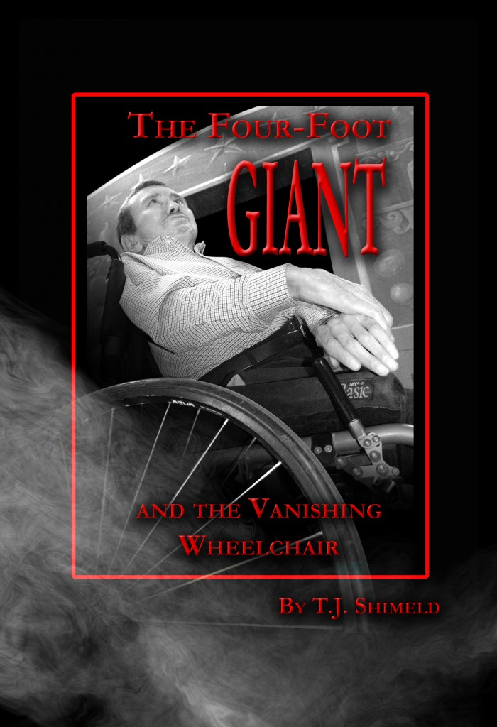 Four-foot Giant Book cover