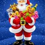 "Celebrate ""Holiday Magic"" with Santa Claus"